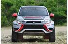 10/2015 Mitsubishi Outlander PHEV Baja Portalegre 500 Rally Car Tokyo Motor Show