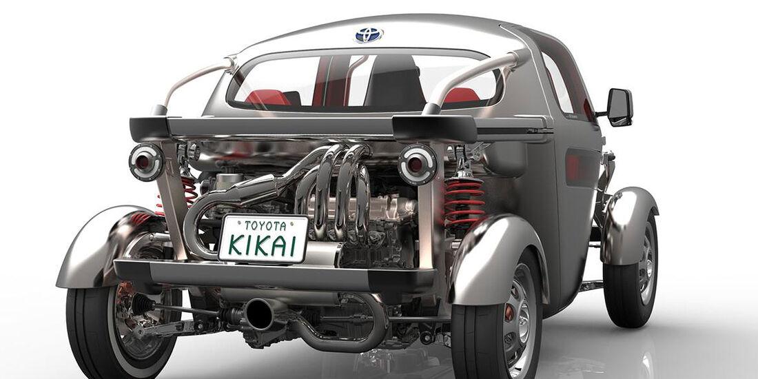 10/2015, Toyota Kikai Tokyo Motor Show