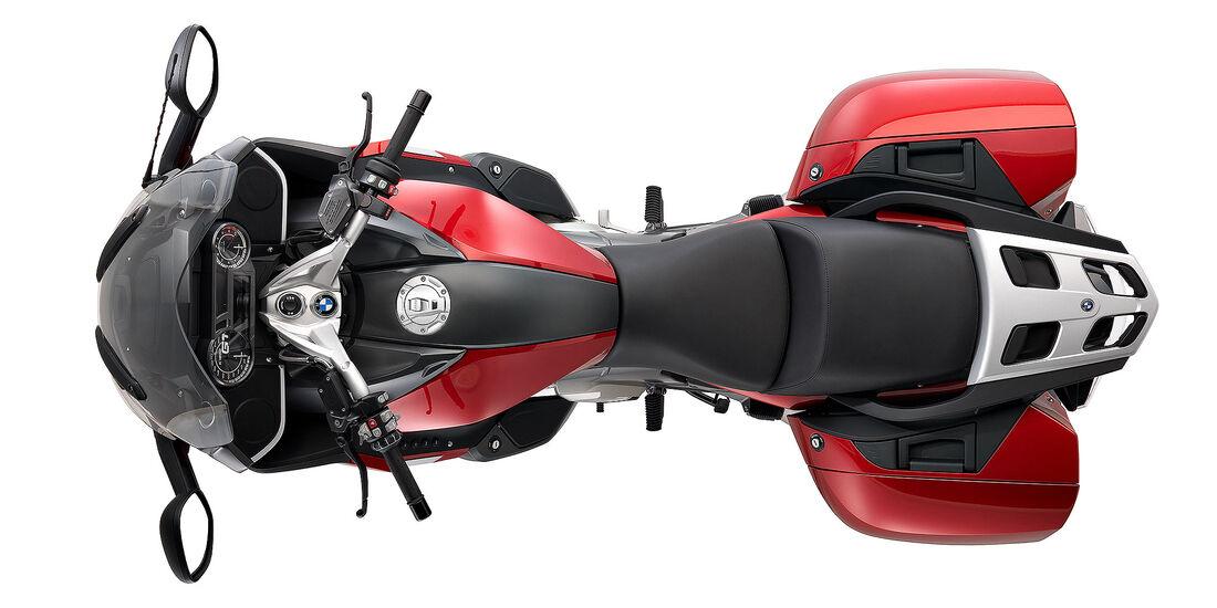 10/2016, BMW K1600 LT Motorrad