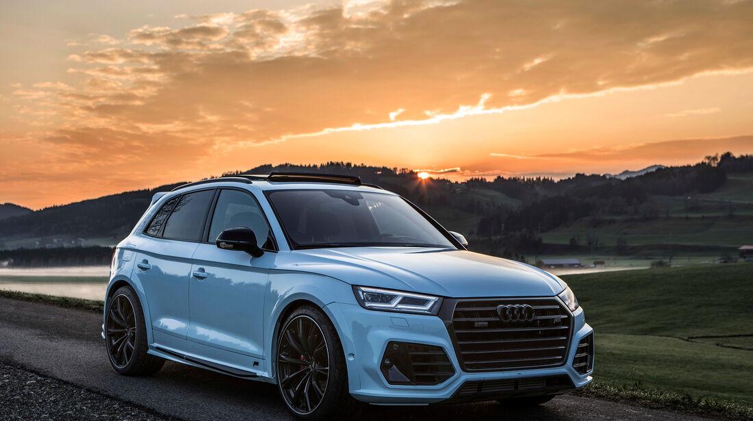 10/2018, Abt Sportsline Audi SQ5 Widebody