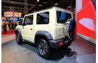 10/2018, Suzuki Jimny auf dem Autosalon Paris 2018