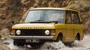 10 beste Youngtimer und Oldtimer SUV