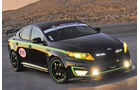 11/2011 Kia Sema 2011, Kia Optima Hybrid Pace Car