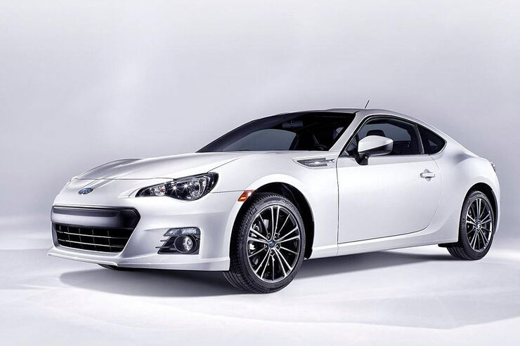 11/2011 Subaru BRZ