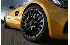 11/2014, Porsche 911  trifft Mercedes AMG GT