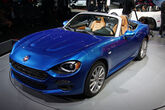 11/2015 Fiat 124 Spider leaked