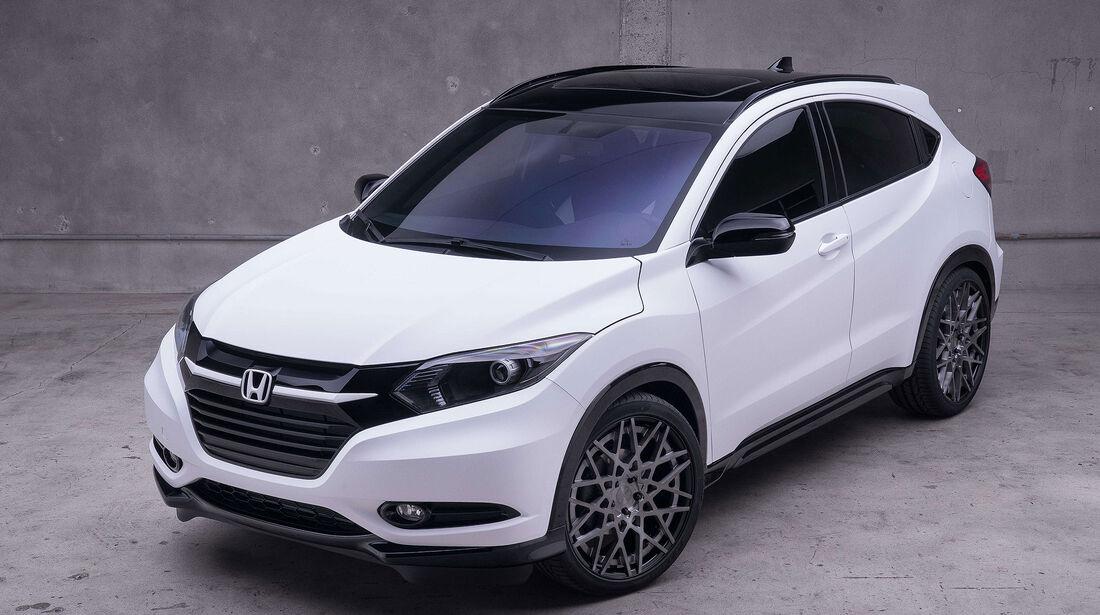 11/2015 Honda auf der Sema 2015 Honda MAD HR-V