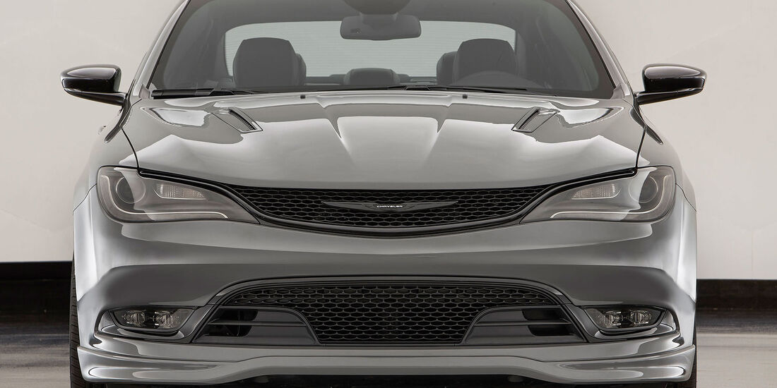 11/2015 Mopar auf der Sema Chrysler 200 S