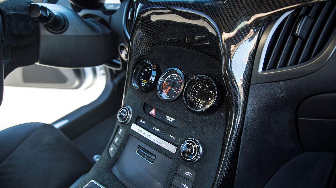 11/2015 Sema 2015 Hyundai Genesis Coupe Tjin Edition