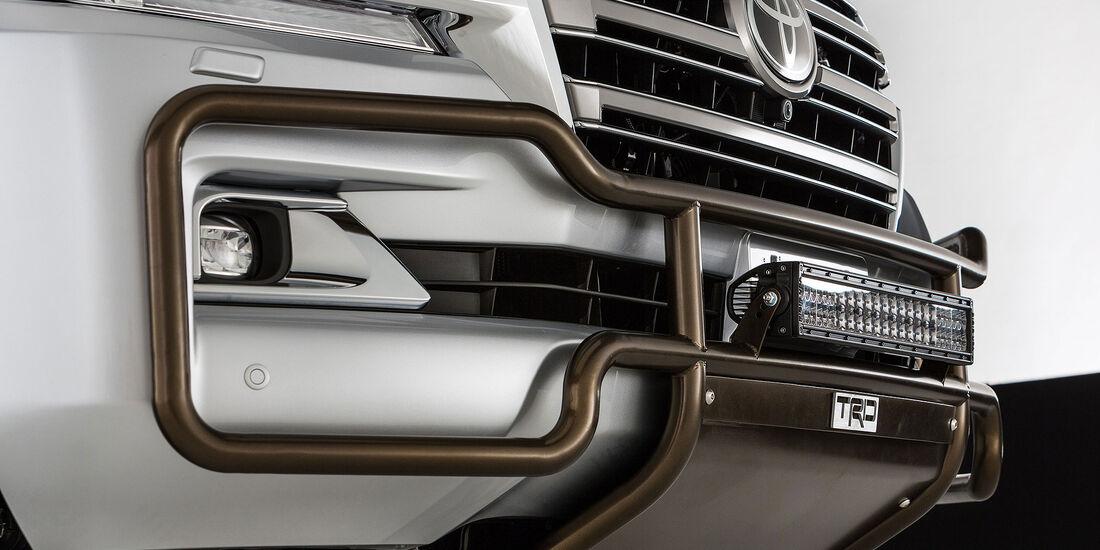 11/2015 Toyota auf der Sema 2015 Toyota TRD Land Cruiser