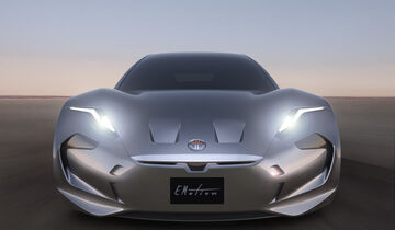 11/2017, Fisker Emotion Front