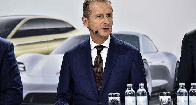 Aufsichtratssitzung - VW investiert 44 Milliarden Euro in E-Autos und Digitales