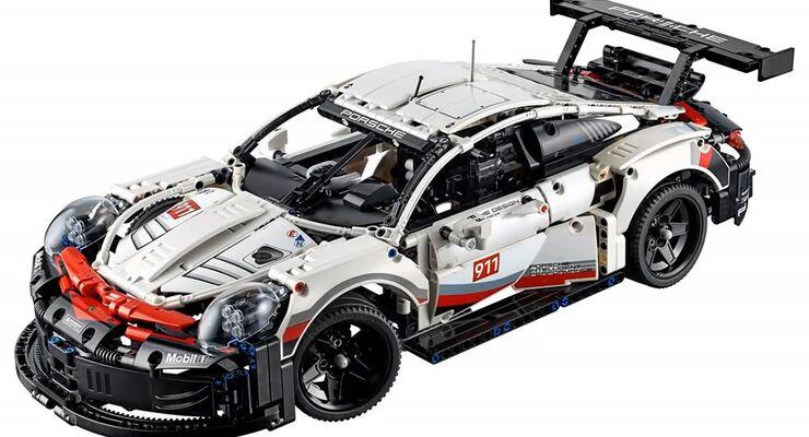 11/2018, LEGO Technic Porsche 911 RSR
