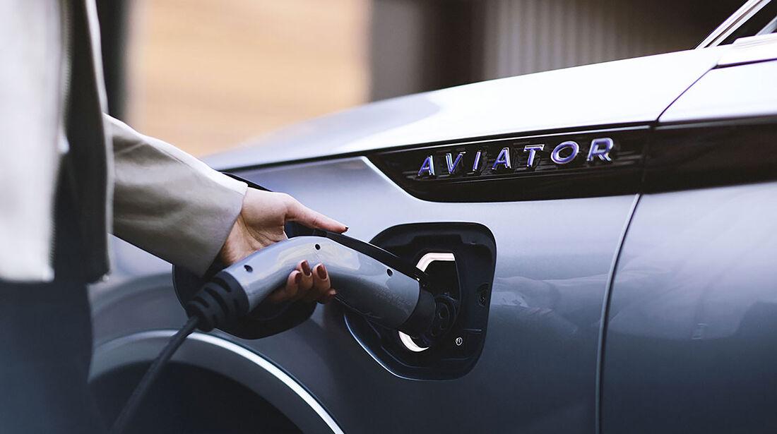 11/2018 Lincoln Aviator