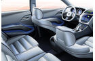 1110, Subaru Impreza Concept, Innenraum