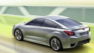 1110, Subaru Impreza Concept