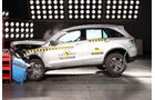 12/2015 EuroNCAP Crashtest Mercedes GLC
