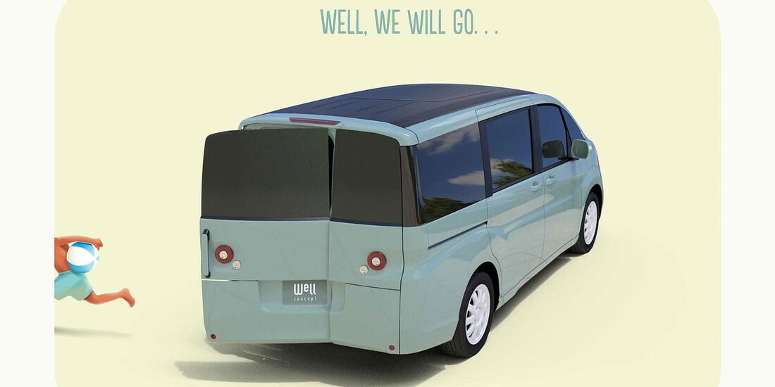 12/2018, Honda Well Concept