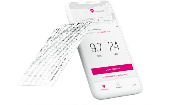 Telekom Ladestrom Elektroauto Für 4 Cent Pro Minute Laden Auto