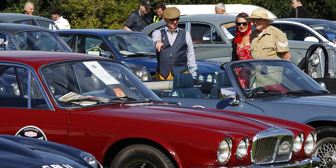 1210, 75 Jahre Jaguar-Ausfahrt Goodwood