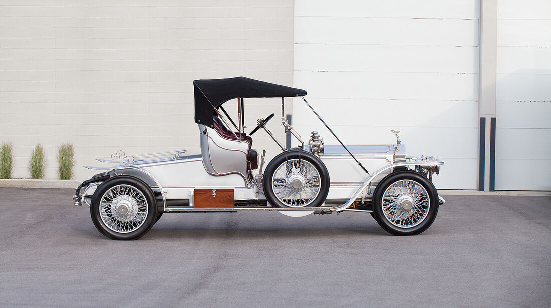 1911er Rolls-Royce 40/50 HP Silver Ghost Roadster