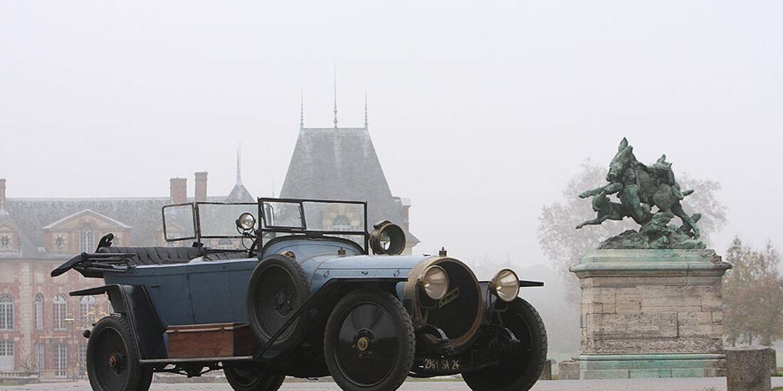 1913 Delaunay Belleville Type O6 8L