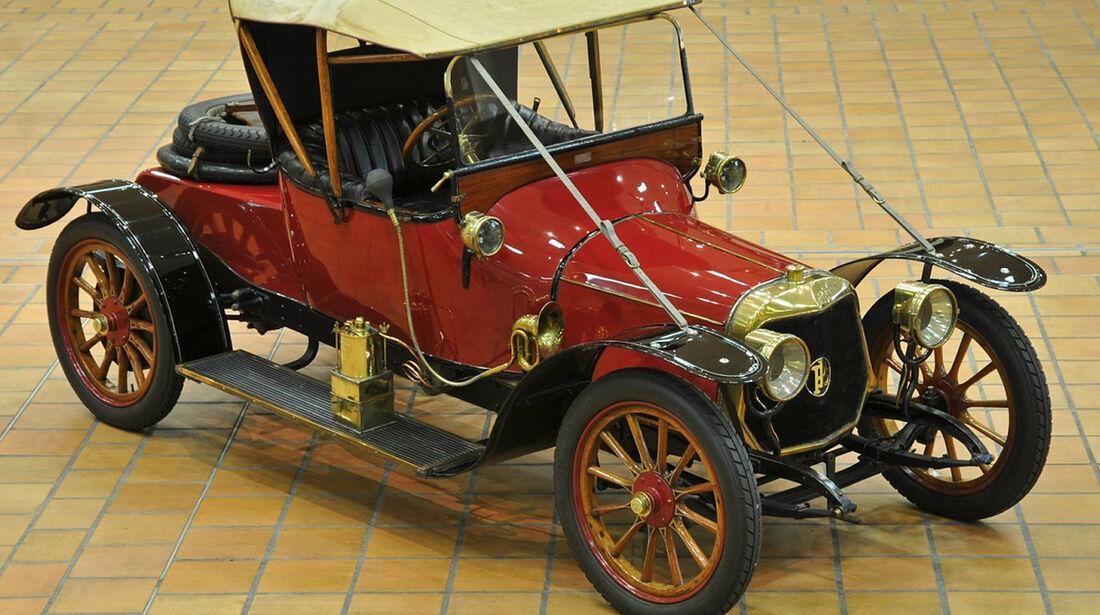 1913er Panhard & Levassor X19 Roadster