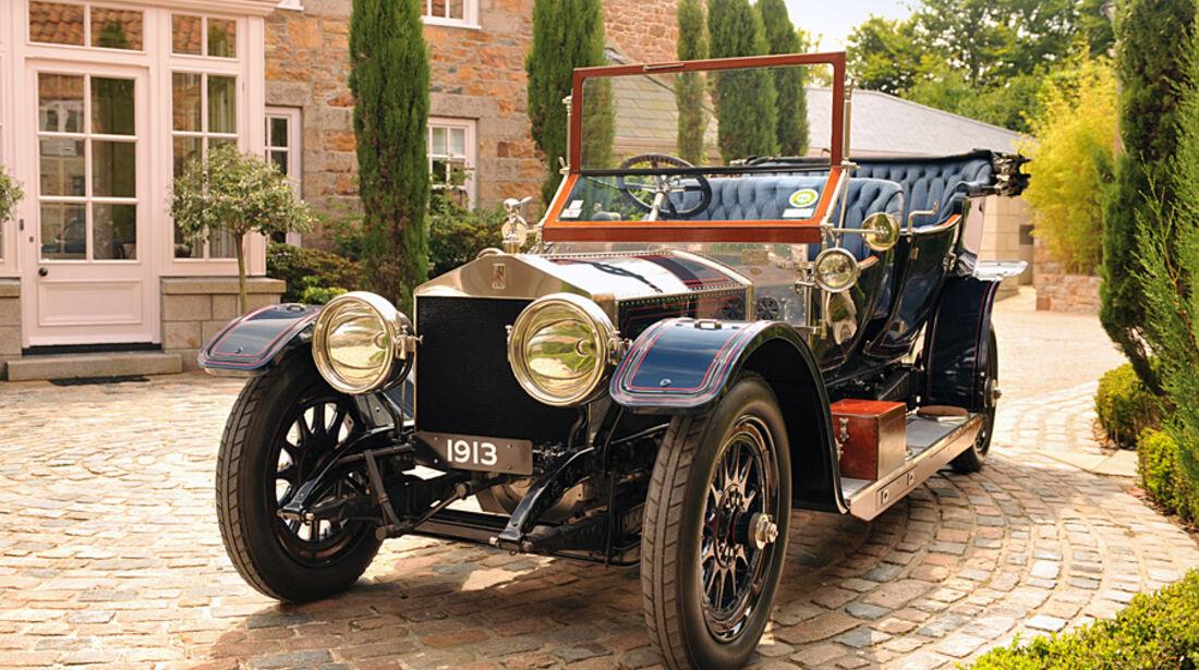 1913er Rolls-Royce 'Silver Ghost' 40/50hp Roi-de-Belges Tourer