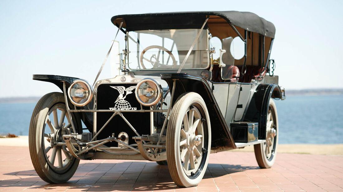 1914er American Underslung Model 644 Viersitzer Touring