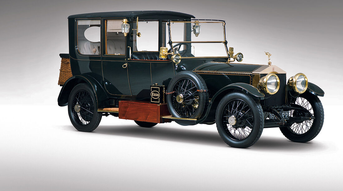 1915er Rolls-Royce 40/50 Silver Ghost Limousine