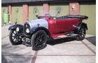 1921er Angus-Sanderson 14hp Tourer