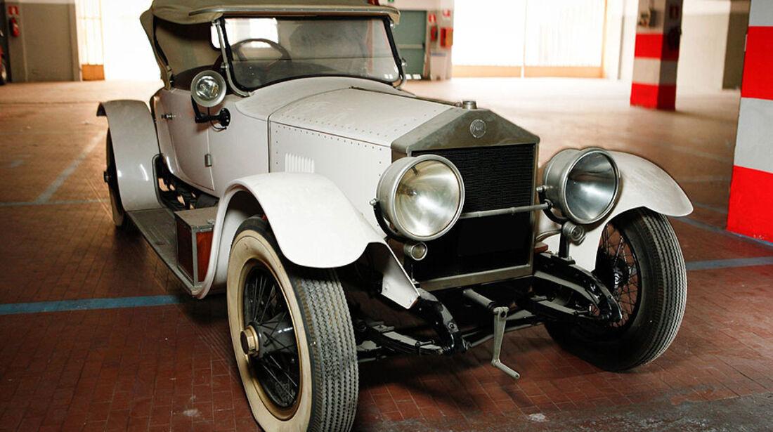 1924 Roamer C6-54 Roadster