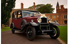 1928er Vauxhall 20/60hp R-Type Grosvenor Saloon