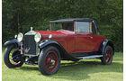 1929er Alfa Romeo 6C 1500 Drophead Coupé