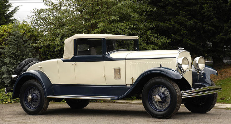 1929er Chrysler Imperial L80 Convertible Coupé