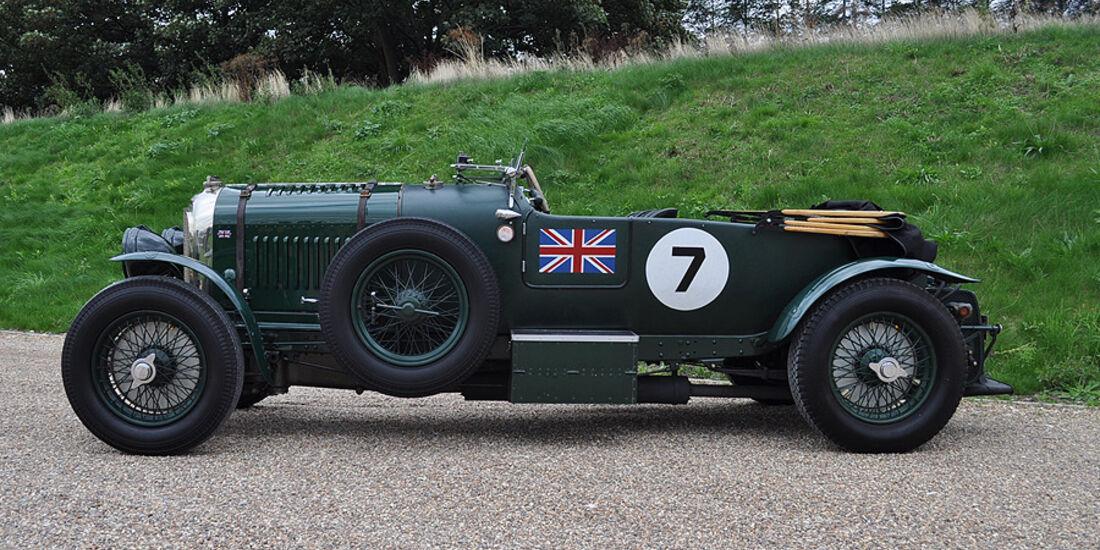 1930 Bentley 4.5 Litre Le Mans Tourer
