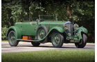 1931er Bentley 8-Litre Tourer