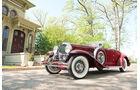 1931er Duesenberg Model SJ Cabriolet