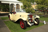 1932er Alvis Firefly 12 Sports 4-Seater
