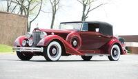 1934 Packard Super Eight Convertible Victoria