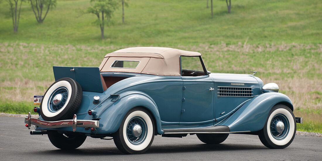 1936 Auburn 852SC Cabriolet