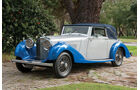 1936er Bentley 4 1/4 Litre Drophead Coupé
