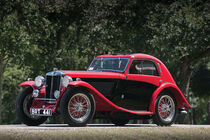 1936er MG NB Magnette Airline Coupé