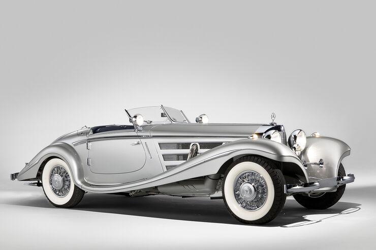 1936er Mercedes-Benz 540K Spezial Roadster