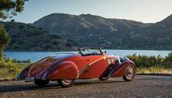 1937 Bugatti Type 57 Cabriolet - Monterey - Auktion - August 2017