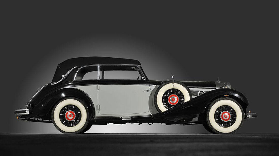 1937 Mercedes 540 K cabriolet B 1937