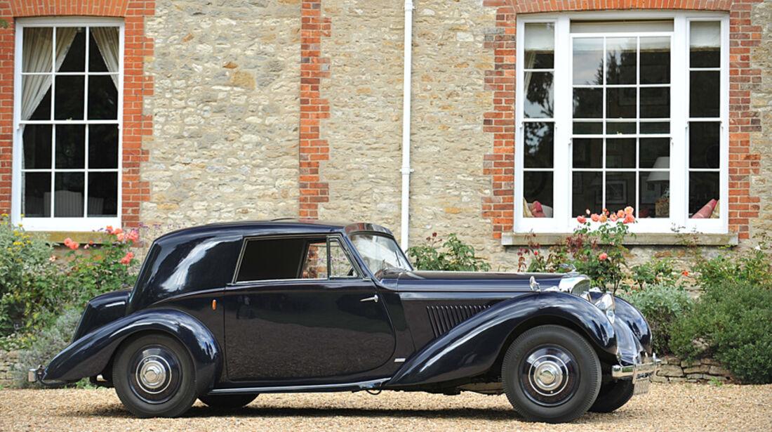 1938er Bentley 4¼-Litre Coupé