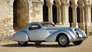 1938er Talbot-Lago T23 Teardrop Coupé
