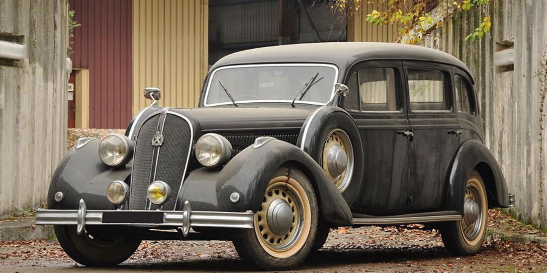 1939 Hotchkiss 686 Limousine Chantilly