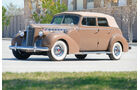 1940 Packard Super Eight One Sixty Convertible Sedan